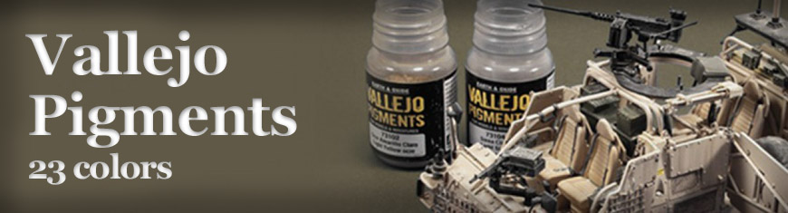 Shop for Acrylicos Vallejo Hobby Acrylic Pigments at Dark Horse Hobbies - Today!