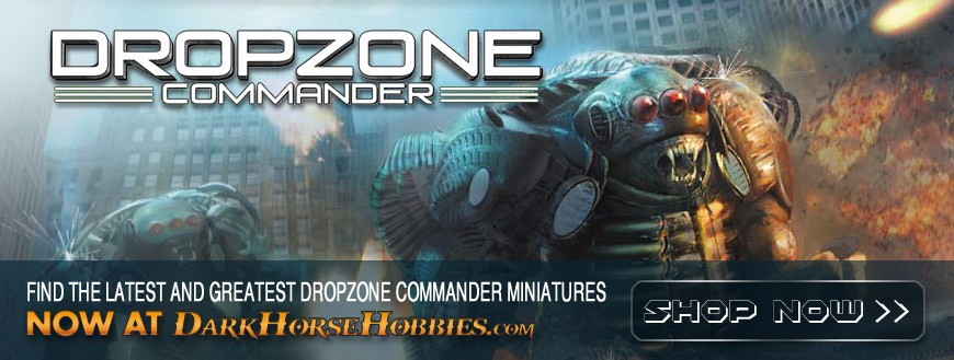 Dropzone Commander