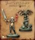 Pathfinder Miniatures: Nualia and Elyrium