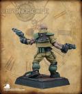Chronoscope (Chronotech): Boris Barayev, Five Suns Smuggler (painted by Kelly Rowe)