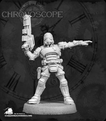 Chronoscope (NOVA Corp): NOVA Corporate Security Sergeant