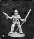 Chronoscope (Pulp Adventures): Col. Edward Titchener, British Officer