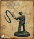 Chronoscope (Pulp Adventures): Jack Harrison, Adventuring Hero (painted by Robert Cruse)
