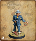 "Chronoscope: Chang, Honolulu Investigator (painted by Sean ""Jabberwocky"" Fulton)"