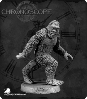 Chronoscope: Sasquatch