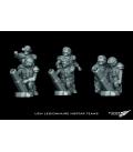 Dropzone Commander: UCM - Legionnaire Mortar Teams