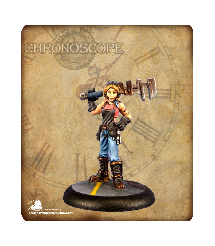 Chronotechnician 1 Miniature Rosie