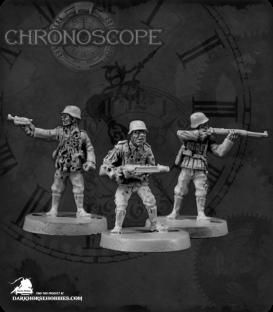 Chronoscope: Zombie German Soldiers Set
