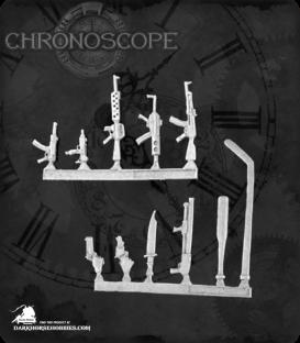 Chronoscope: Modern Weapons Pack