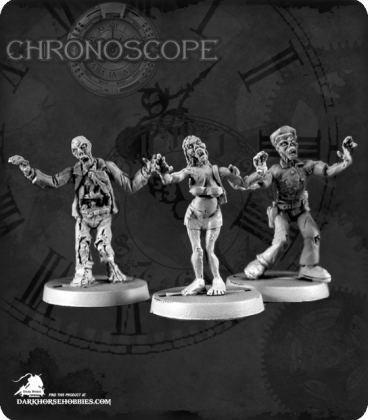 Chronoscope (Survivors): Urban Zombies Set