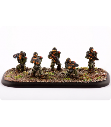Dropzone Commander: UCM - Colonial Legionnaires