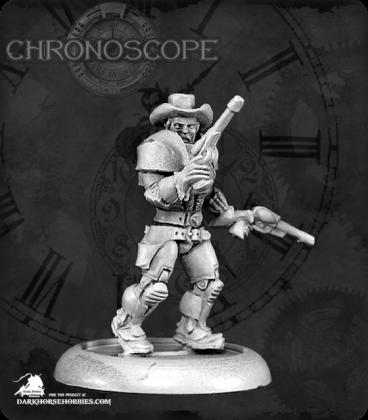 Chronoscope (Chronotech): John Bishop, Space Marshal