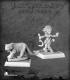 Pathfinder Miniatures: Lini, Iconic Druid & Droogami, Snow Leopard