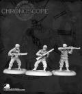 Chronoscope: World War II G.I. Infantry Set