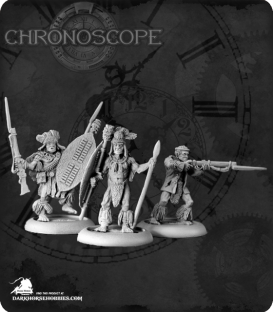 Chronoscope: Zulu Warriors Set