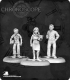 Chronoscope (Mean Streets): Students - Jock, Chick, Nerd