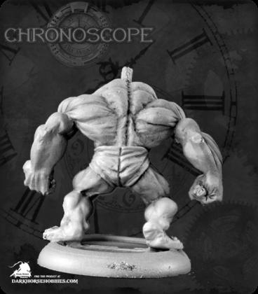 Chronoscope (Alien Worlds): Laboratory Mutant