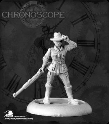 Chronoscope (Wild West): Jonathan Kincaide, Big Game Hunter