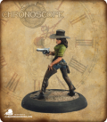 Chronoscope (Wild West): Diamond Sue Dawson, Cowgirl (painted by Nic Daniel)