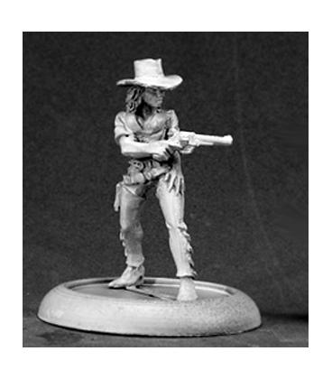 Chronoscope (Wild West): Diamond Sue Dawson, Cowgirl