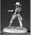 Chronoscope (Wild West): Diamond Sue Dawson, Cowgirl