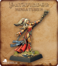 Pathfinder Miniatures: Seoni, Iconic Female Human Sorceress - Original