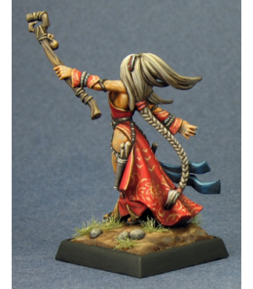 Pathfinder Miniatures: Seoni, Iconic Female Human Sorceress - Original (painted by Derek Schubert)