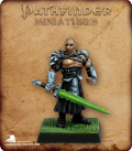 Pathfinder Miniatures: Technic League Captain