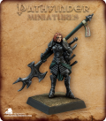 Pathfinder Miniatures: Hellknight, Order of the Pyre (painted by Martin Jones)