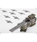 Dropzone Commander: UCM - Ferrum Class Drone Base