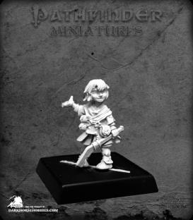 Pathfinder Miniatures: Yoon, Iconic Kineticist