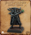 Pathfinder Miniatures: Graveknight (painted by Martin Jones)