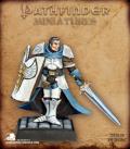 Pathfinder Miniatures: Holy Vindicator (painted by Martin Jones)