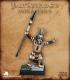 Pathfinder Miniatures: Jigeke the Exile, Mwangi Necromancer