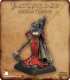 Pathfinder Miniatures: Cleric of Urgathoa (painted by Anne Cooper)
