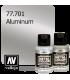 Vallejo Metal Color: Aluminum (32ml)