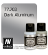 Vallejo Metal Color: Dark Aluminum (32ml)