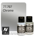 Vallejo Metal Color: Chrome (32ml)