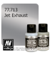 Vallejo Metal Color: Jet Exhaust (32ml)
