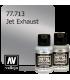 Vallejo Metal Color: Jet Exhaust (32ml)