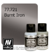 Vallejo Metal Color: Burnt Iron (32ml)
