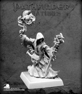 Pathfinder Miniatures: Xanthir Vang