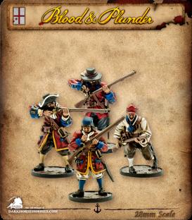 Blood & Plunder: England - Militia Unit