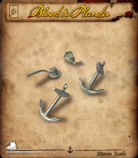 Blood & Plunder: Ship Accessories
