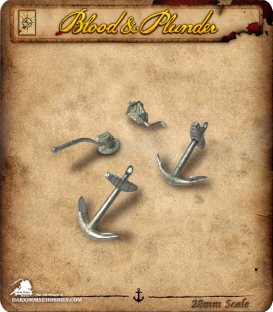 Blood & Plunder: Ship Accessories