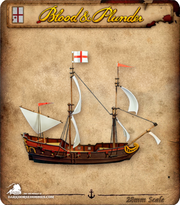 Blood & Plunder: Frigate