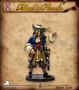 Blood & Plunder: Spain - Commander