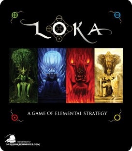 LOKA: Game of Elemental Strategy
