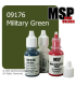 Master Series Paint: Core Colors - 09176 Military Green (1/2 oz)