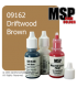 Master Series Paint: Core Colors - 09162 Driftwood Brown (1/2 oz)
